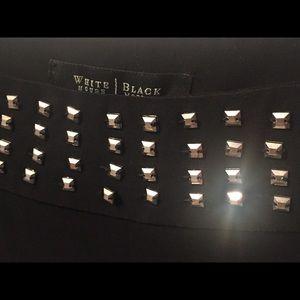 White House | Black Market rhinestone dress